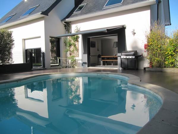 Vente  maison Hennebont - 3 chambres - 138 m²