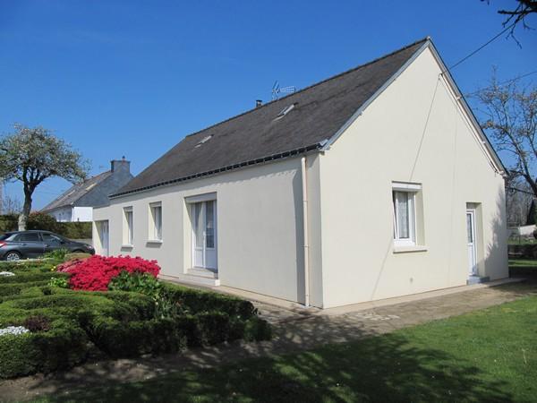 Vente  maison Hennebont - 3 chambres - 85 m²