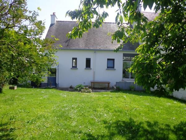 Vente  maison Lanester - 3 chambres/4 possibles - 100 m²