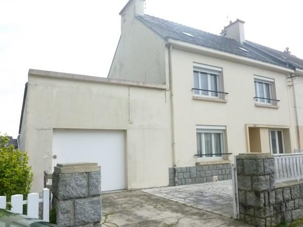 Vente  maison Lorient - 4 chambres - 93 m²