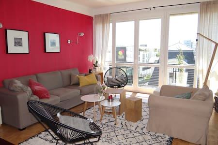 Vente  appartement Lorient - 2 chambres/3 possibles - 85 m²