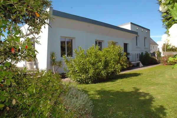 Vente  maison Larmor-Plage - 4 chambres - 168 m²