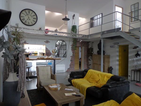 Vente  maison Pont-Scorff - 3 chambres/5 possibles - 420 m²