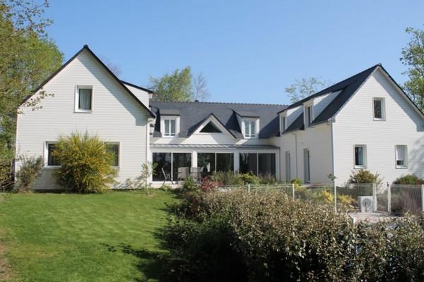 Vente  maison Kervignac - 10 chambres - 466 m²