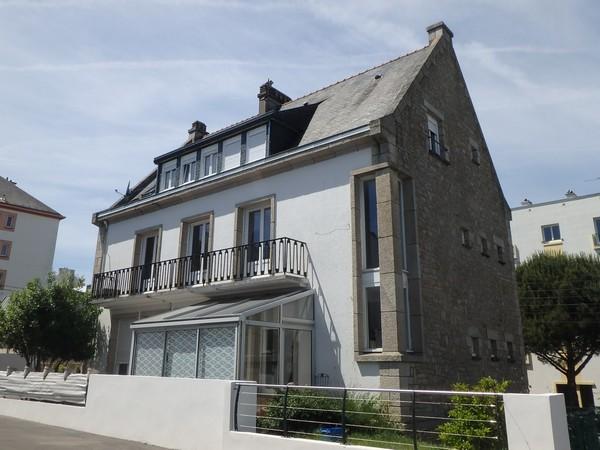 Vente  appartement Lorient - 2 chambres - 89 m²