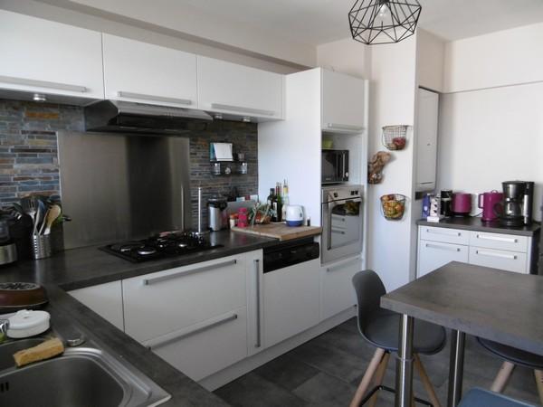 Vente  appartement Lorient - 3 chambres - 102 m²