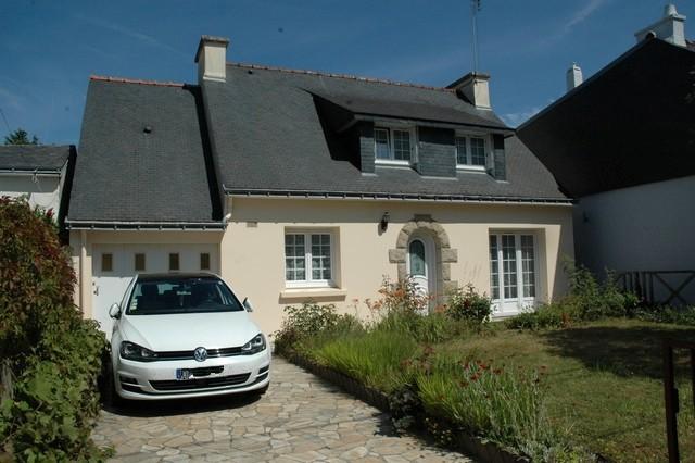 Vente  maison Lorient - 3 chambres - 88 m²