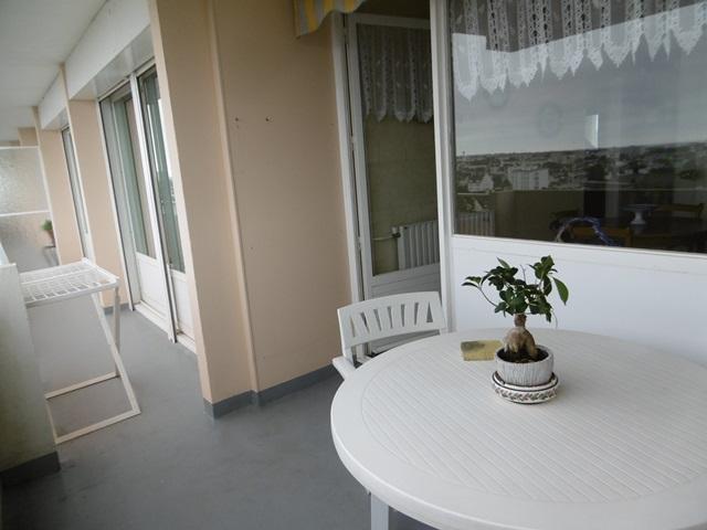 Vente  appartement Lorient - 2 chambres/3 possibles - 83 m²