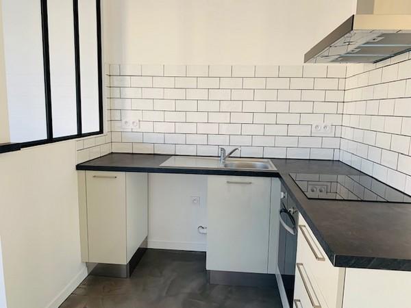 Vente  appartement Lorient - 1 chambre - 45 m²