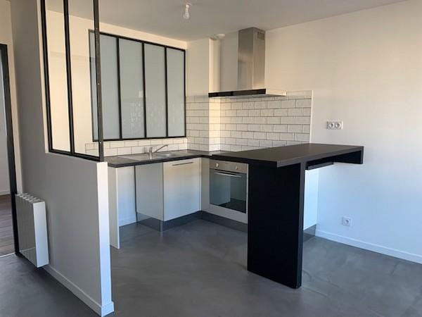 Vente  appartement Lorient - 2 chambres - 62 m²