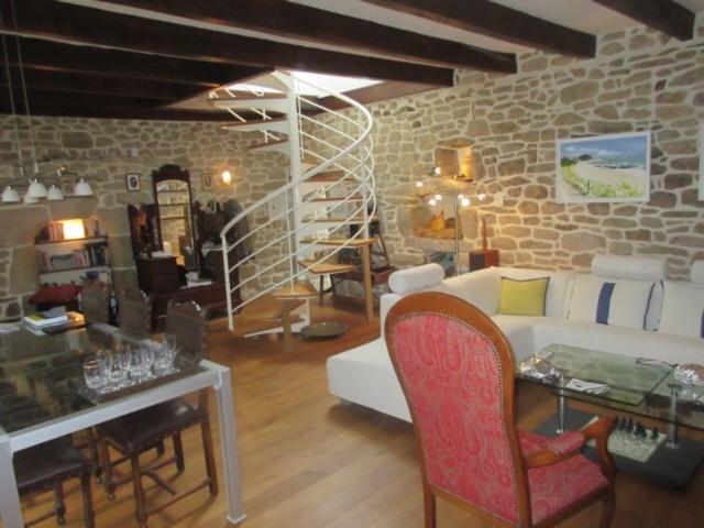 Vente  maison Larmor-Plage - 4 chambres - 151 m²