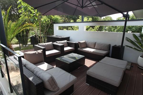 Vente  maison Larmor-Plage - 5 chambres - 135 m²