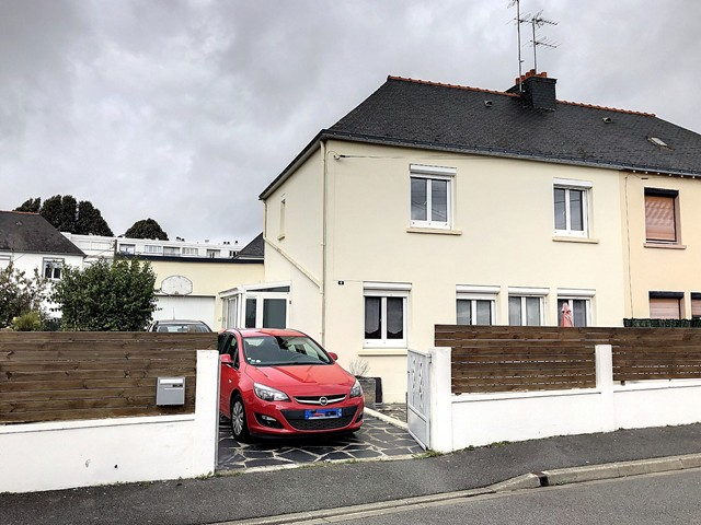Vente  maison Lanester - 3 chambres - 91 m²