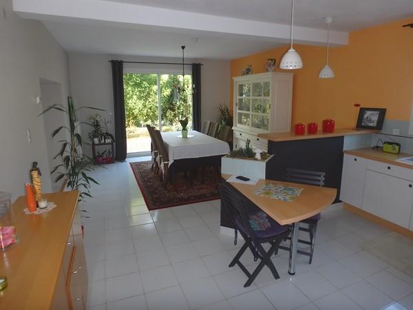 Vente  maison Lanester - 3 chambres - 114 m²