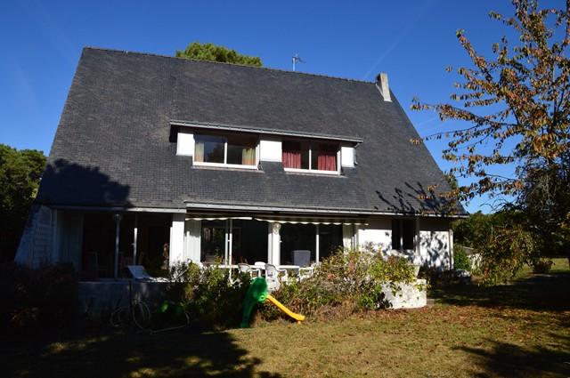 Vente  maison Larmor-Plage - 5 chambres - 191 m²