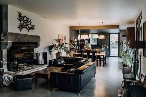 Vente  maison Guidel - 4 chambres/6 possibles - 337 m²