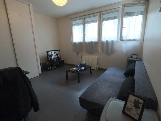 Vente  appartement Lorient -  - 18 m²