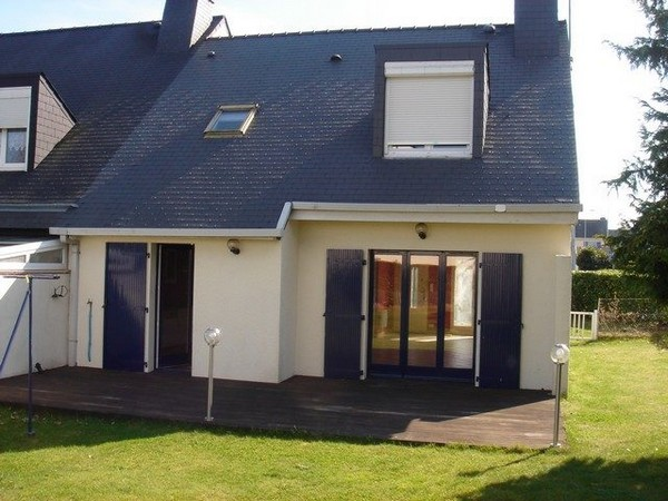 Vente  maison Lanester - 3 chambres - 95 m²