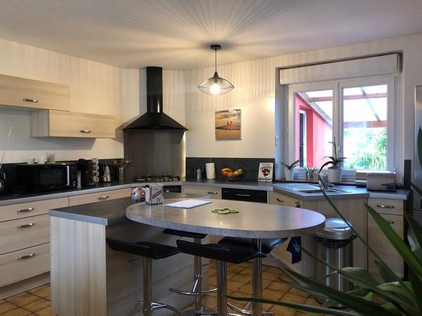 Vente  maison Queven - 4 chambres - 140 m²