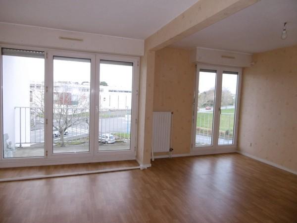 Vente  appartement Lorient - 1 chambre/2 possibles - 57 m²