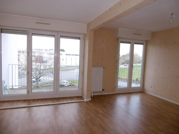 Vente  appartement Lorient - 1 chambre/2 possibles - 57 m²