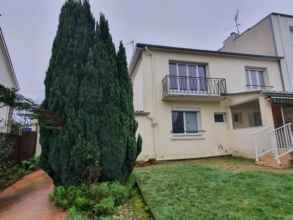 Vente  maison Lorient - 3 chambres/5 possibles - 122 m²