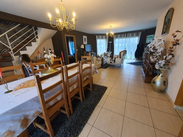 Vente  maison Lanester - 4 chambres - 140 m²