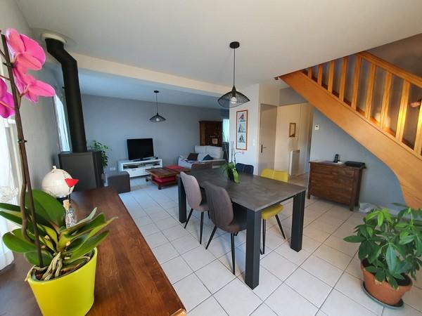 Vente  maison Lanester - 3 chambres - 80 m²