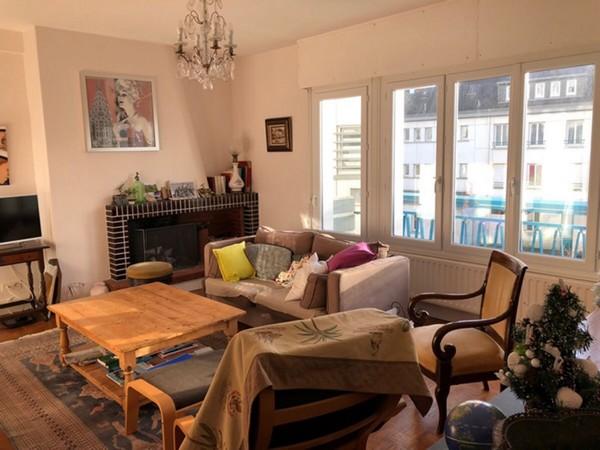 Vente  appartement Lorient - 2 chambres - 80 m²
