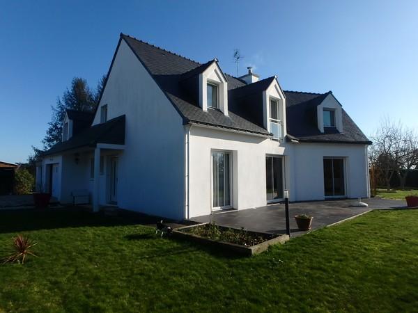 Vente  maison Caudan - 5 chambres - 146 m²