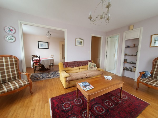 Vente  appartement Lorient - 2 chambres - 66 m²