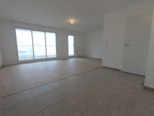Vente  appartement Lorient - 2 chambres - 93 m²