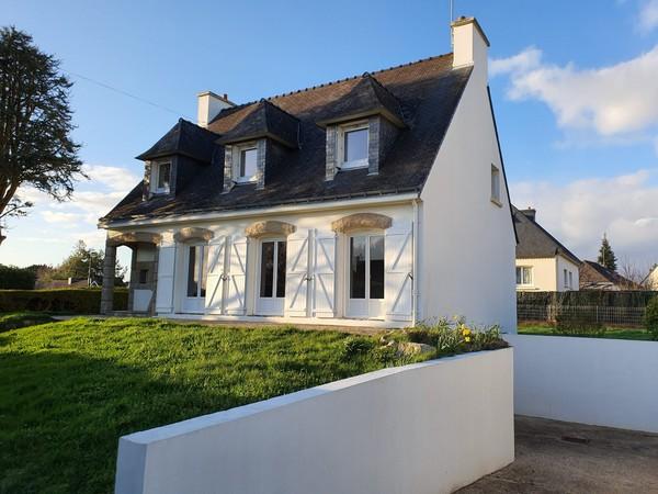 Vente  maison Queven - 4 chambres - 135 m²