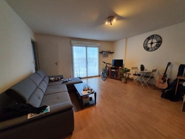 Vente  appartement Lorient - 1 chambre - 47 m²