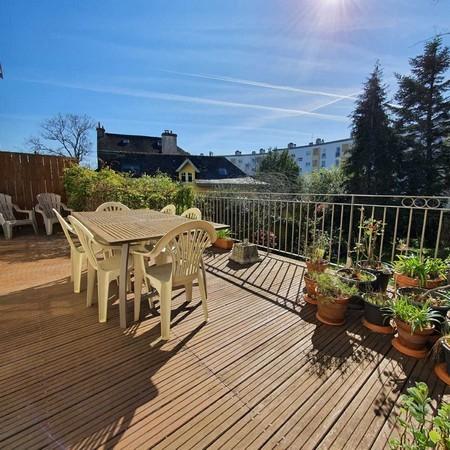 Vente  maison Lorient - 6 chambres - 171 m²