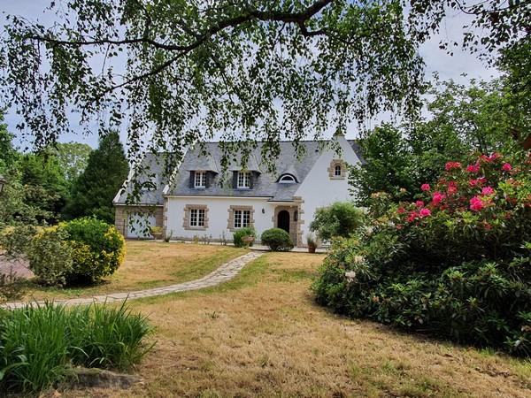 Vente  maison Caudan - 5 chambres/6 possibles - 180 m²