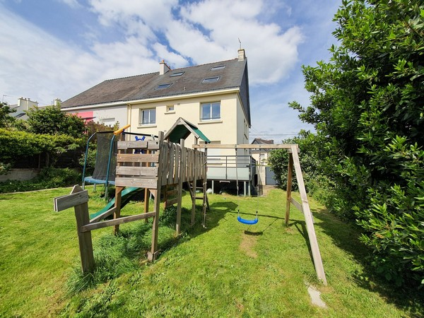 Vente  appartement Lanester - 2 chambres - 56 m²
