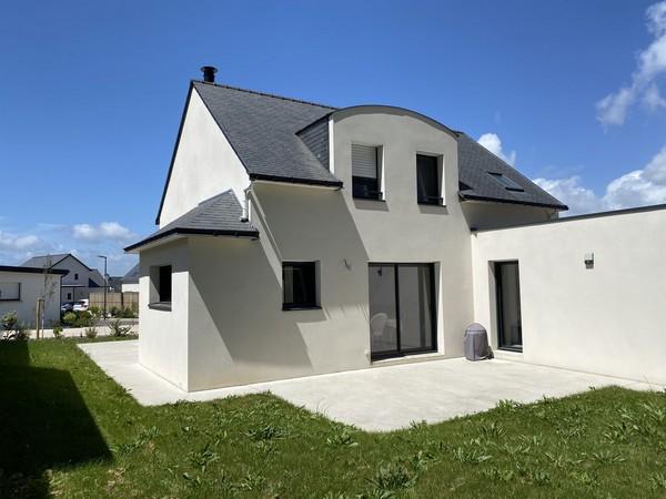 Vente  maison Guidel - 4 chambres - 113 m²