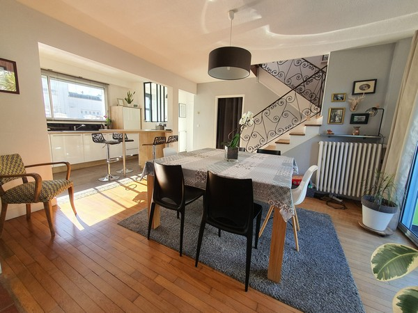 Vente  maison Lanester - 4 chambres - 105 m²