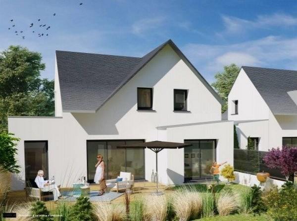 Vente  maison Ploemeur - 3 chambres - 118 m²