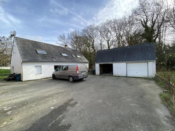 Vente  maison Ploemeur -  - 115 m²