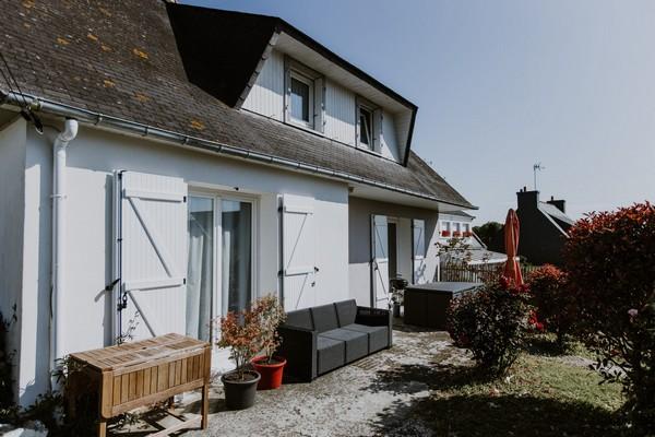 Vente  maison Guidel - 4 chambres - 105 m²