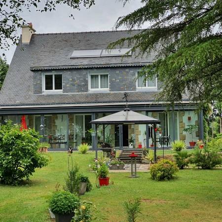 Vente  maison Caudan - 4 chambres - 200 m²