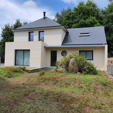 Vente  maison Kervignac -  - 210 m²
