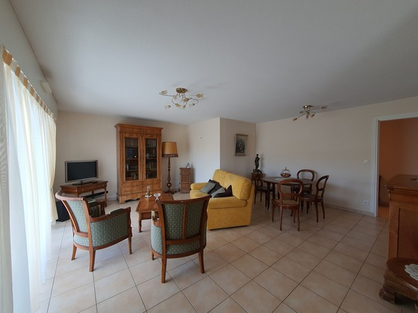 Vente  appartement Lorient - 3 chambres - 100 m²