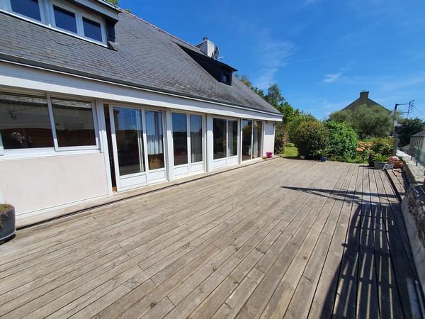 Vente  maison Hennebont - 4 chambres - 220 m²