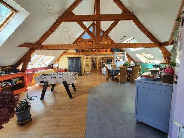 Vente  appartement Hennebont - 4 chambres - 216 m²