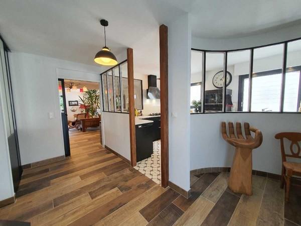 Vente  maison Hennebont - 5 chambres - 214 m²