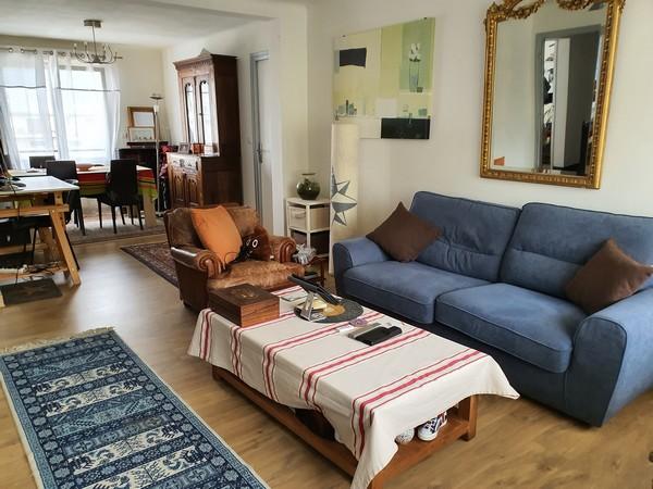 Vente  appartement Lorient - 2 chambres - 73 m²