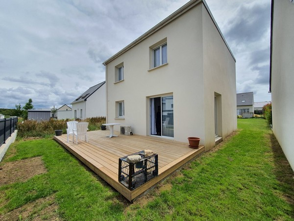Vente  maison Kervignac - 3 chambres - 94 m²
